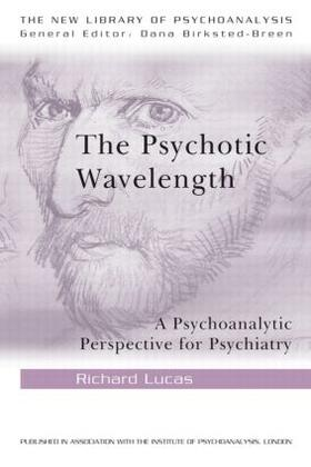 Lucas | The Psychotic Wavelength | Buch | sack.de