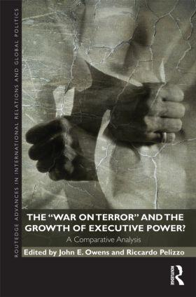 Owens / Pelizzo | The War on Terror and the Growth of Executive Power? | Buch | sack.de