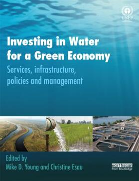 Young / Esau | Investing in Water for a Green Economy | Buch | sack.de