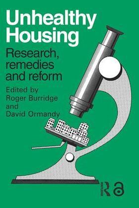 Burridge / Ormandy | Unhealthy Housing | Buch | sack.de