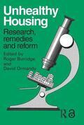 Burridge / Ormandy |  Unhealthy Housing | Buch |  Sack Fachmedien