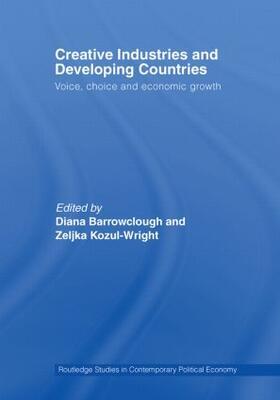 Barrowclough / Kozul-Wright | Creative Industries and Developing Countries | Buch | sack.de