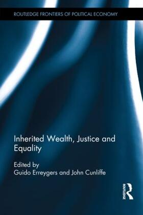 Erreygers / Cunliffe | Inherited Wealth, Justice and Equality | Buch | sack.de