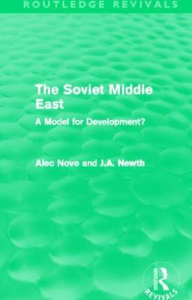 Nove / Newth   The Soviet Middle East (Routledge Revivals)   Buch   sack.de