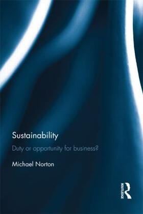 Norton | Sustainability | Buch | sack.de