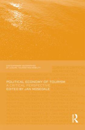 Mosedale | Political Economy of Tourism | Buch | sack.de