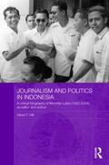 Hill    Journalism and Politics in Indonesia   Buch    Sack Fachmedien