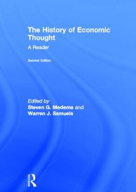 Medema / Samuels   The History of Economic Thought   Buch   sack.de