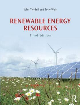 Weir / Twidell | Renewable Energy Resources | Buch | sack.de