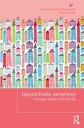 Ronald / Elsinga |  Beyond Home Ownership | Buch |  Sack Fachmedien