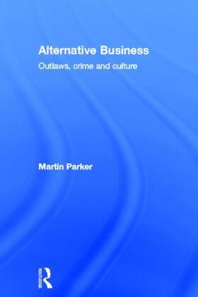 Parker | Alternative Business | Buch | sack.de