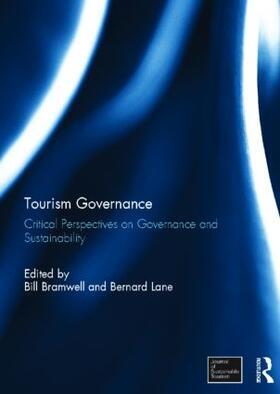 Bramwell / Lane | Tourism Governance | Buch | sack.de