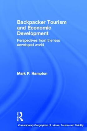 Hampton | Backpacker Tourism and Economic Development | Buch | sack.de