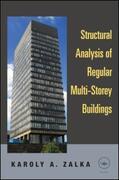 Zalka |  Structural Analysis of Regular Multi-Storey Buildings | Buch |  Sack Fachmedien