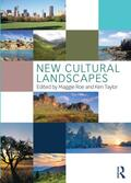 Roe / Taylor    New Cultural Landscapes   Buch    Sack Fachmedien