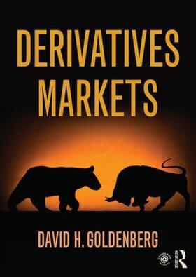 Goldenberg | Derivatives Markets | Buch | sack.de