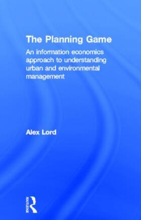 Lord | The Planning Game | Buch | sack.de