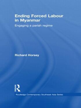 Horsey | Ending Forced Labour in Myanmar | Buch | sack.de