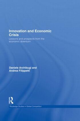 Archibugi / Filippetti | Innovation and Economic Crisis | Buch | sack.de