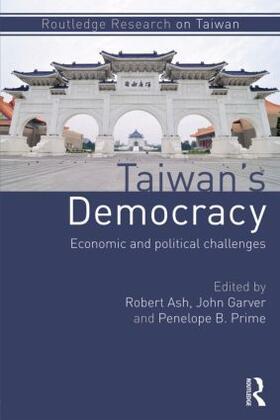 Ash / Garver / Prime   Taiwan's Democracy   Buch   sack.de