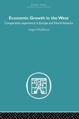 Maddison | Economic Growth in the West | Buch | sack.de