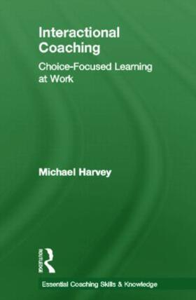 Harvey | Interactional Coaching | Buch | sack.de