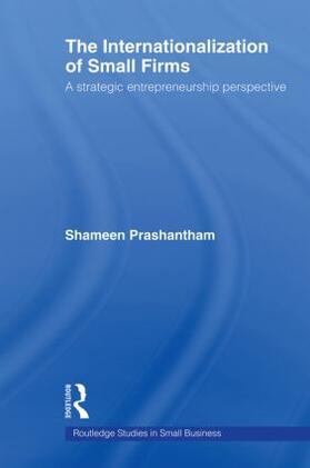 Prashantham | The Internationalization of Small Firms | Buch | sack.de