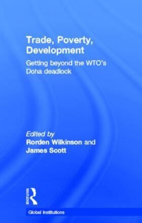 Wilkinson / Scott   Trade, Poverty, Development   Buch   sack.de