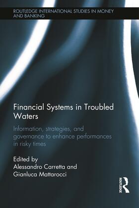 Carretta / Mattarocci   Financial Systems in Troubled Waters   Buch   sack.de