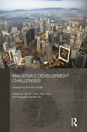 Hill / Siew Yean / Zin | Malaysia's Development Challenges | Buch | sack.de
