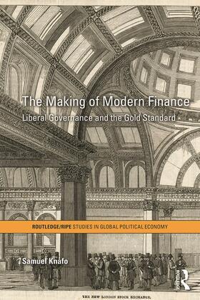 Knafo   The Making of Modern Finance   Buch   sack.de