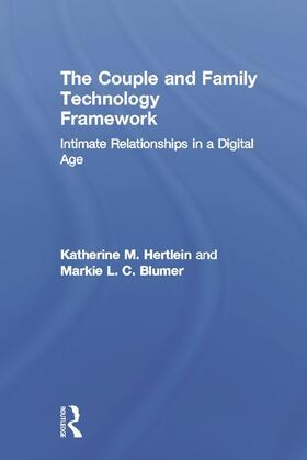 Hertlein / Blumer   The Couple and Family Technology Framework   Buch   sack.de