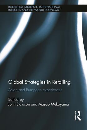 Dawson / Mukoyama | Global Strategies in Retailing | Buch | sack.de