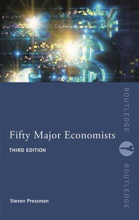 Pressman | Fifty Major Economists | Buch | sack.de