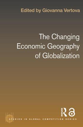 Vertova   The Changing Economic Geography of Globalization   Buch   sack.de