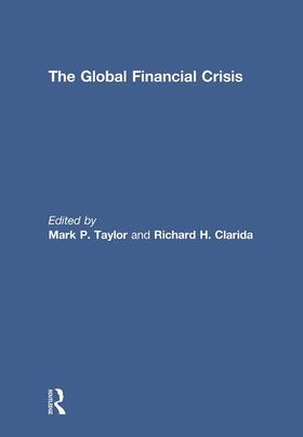 Taylor / Clarida   The Global Financial Crisis   Buch   sack.de