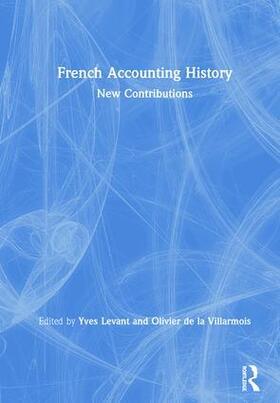 Levant / de la Villarmois   French Accounting History   Buch   sack.de