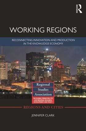 Clark | Working Regions | Buch | sack.de