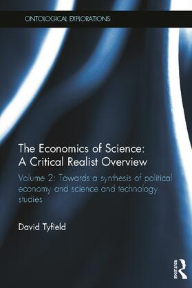 Tyfield   The Economics of Science: A Critical Realist Overview   Buch   sack.de