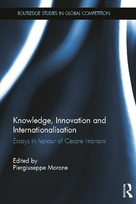 Morone | Knowledge, Innovation and Internationalisation | Buch | sack.de