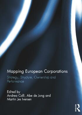 Colli / De Jong / Iversen | Mapping European Corporations | Buch | sack.de