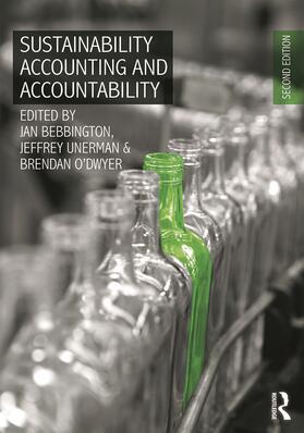 Bebbington / Unerman / O'Dwyer   Sustainability Accounting and Accountability   Buch   sack.de
