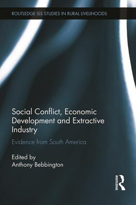 Bebbington | Social Conflict, Economic Development and Extractive Industry | Buch | sack.de