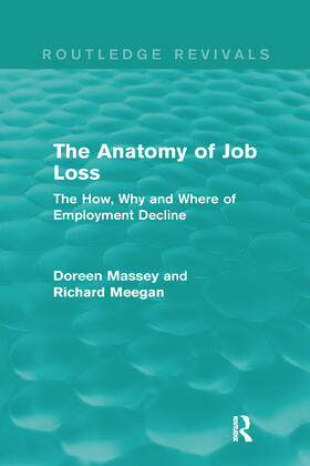 Massey / Meegan | The Anatomy of Job Loss (Routledge Revivals) | Buch | sack.de