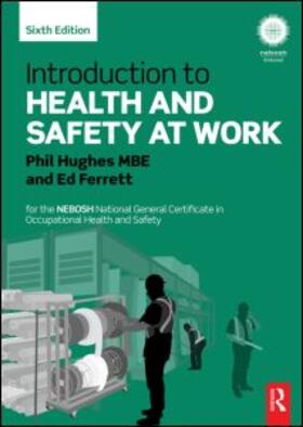 Hughes MBE / Hughes / Ferrett | Introduction to Health and Safety at Work | Buch | sack.de