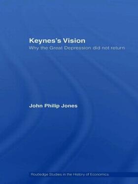 Jones | Keynes's Vision | Buch | sack.de