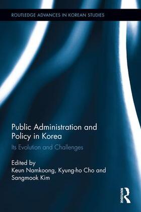 Namkoong / Cho / Kim   Public Administration and Policy in Korea   Buch   sack.de