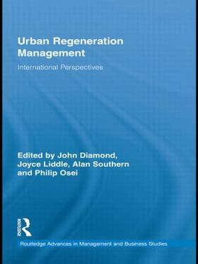 Diamond / Liddle / Southern | Urban Regeneration Management | Buch | sack.de