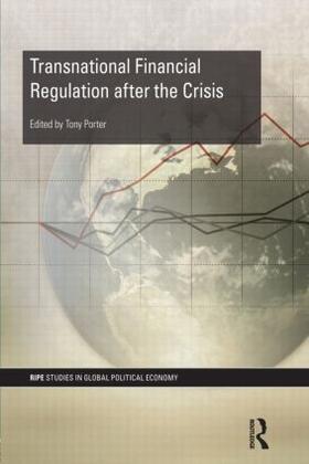 Porter | Transnational Financial Regulation after the Crisis | Buch | sack.de