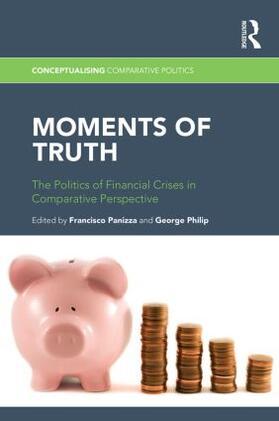 Panizza / Philip   Moments of Truth   Buch   sack.de